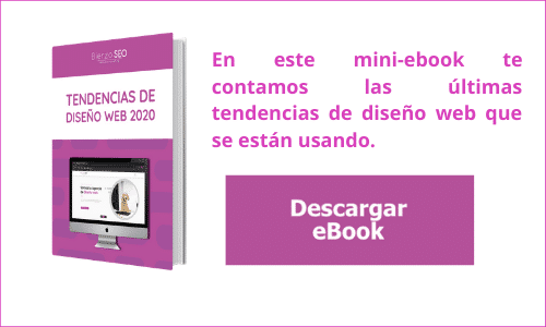 Ebook Tendencias diseño web